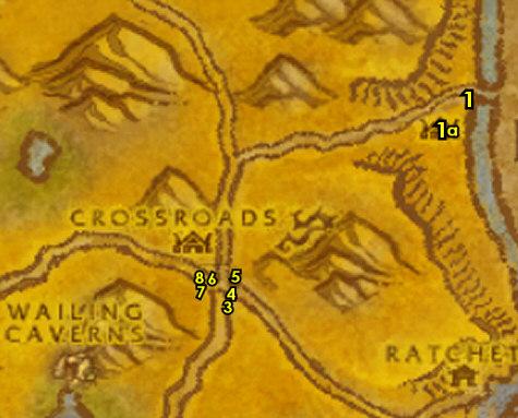 1-12 Orc & Troll (Horde) - Durotar