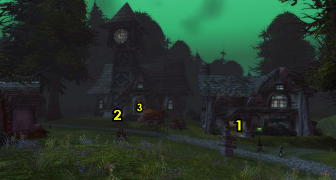 1-15 Undead (Horde) - Tirisfal Glades & Silverpine Forest - Joana's